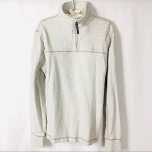 Timberland Long Sleeve 1/4 Zip Pull Over SP